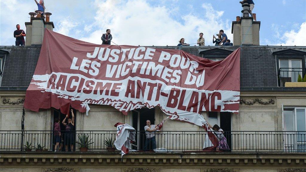 Protesten in Parijs
