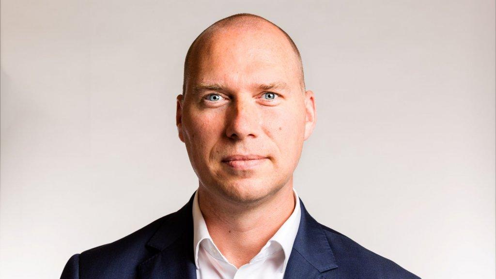 Jeroen Pels, directeur Hypotheken bij Triodos Bank.