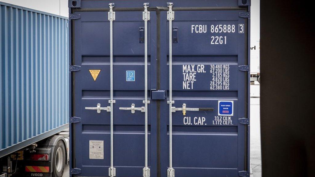'Politie vindt martelkamers van onderwereld in zeecontainers'