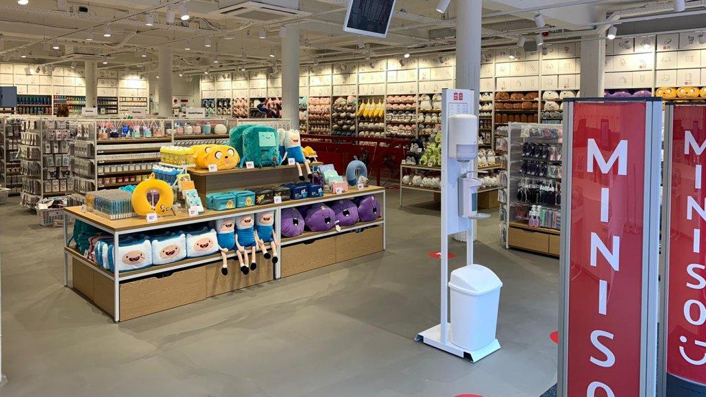 De nieuwe winkel in Eindhoven