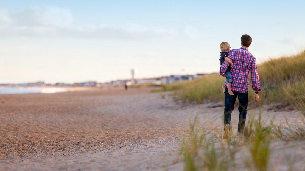 Geen betere vakantieactiviteit dan een fijne strandwandeling