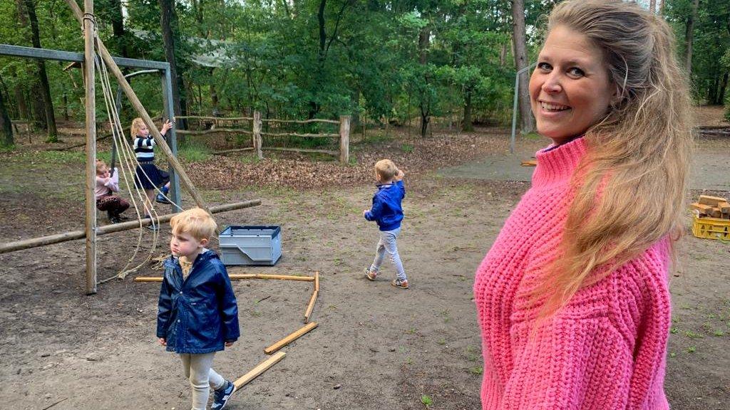 De kinderen van Denise gaan graag op zomerkamp