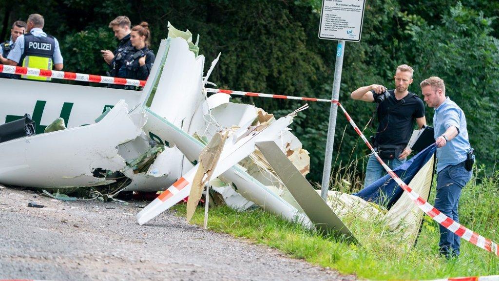 Nederlanders komen om door ongeluk met vliegtuigjes in Duitsland