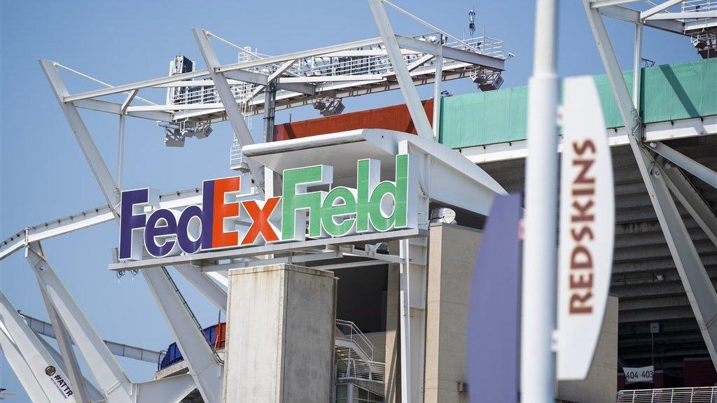 FedEx is hoofdsponsor en naamgever van het stadion