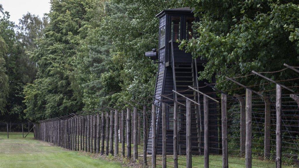 Voormalig concentratiekamp Stutthof