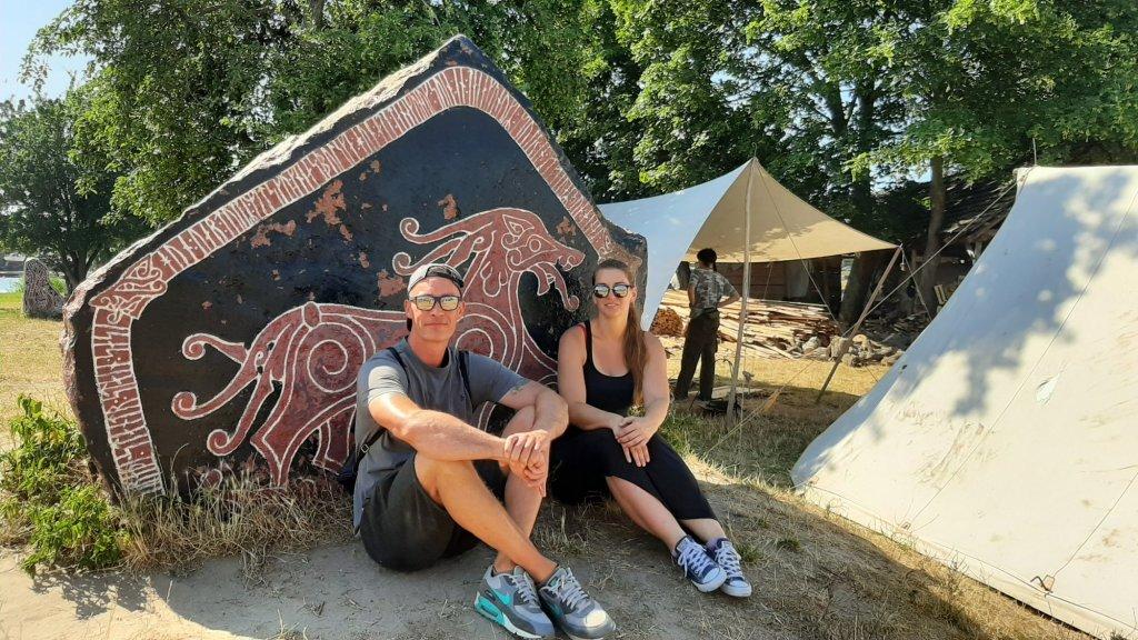 Zibi en Ania in Polen, nog voor corona uitbrak