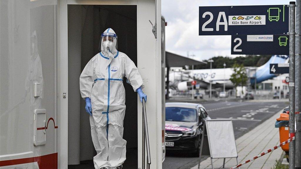 Duitsland Zeer Bezorgd Over Snelle Stijging Besmettingen Rtl Nieuws