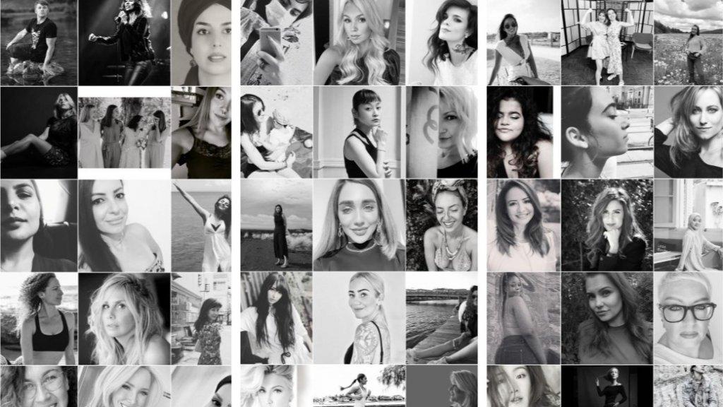 Een kleine greep uit de foto's op Instagram