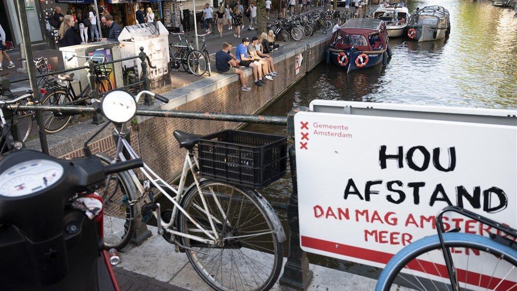 Vier besmettingen bij Amsterdamse studentenvereniging