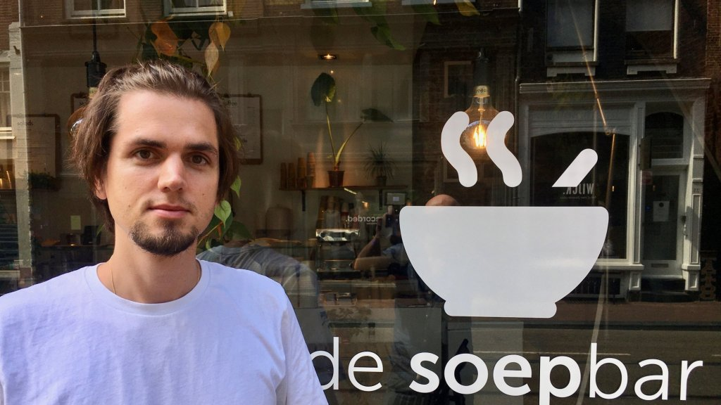 Nico van Reekum, de Soepbar
