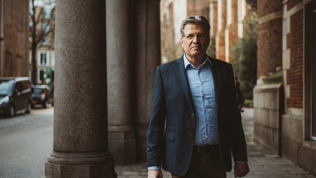 Hooghoudt-directeur Arno Donkersloot wil China veroveren.