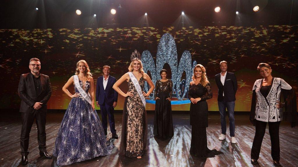 De finale van Miss Nederland 2020.
