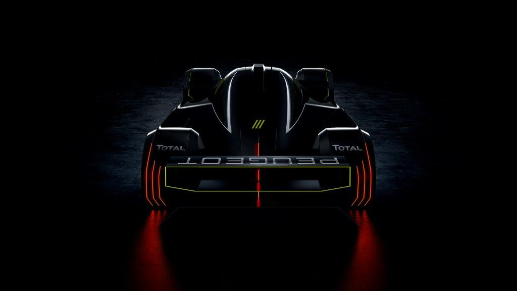 Teaser: de nieuwe Hypercar van Peugeot
