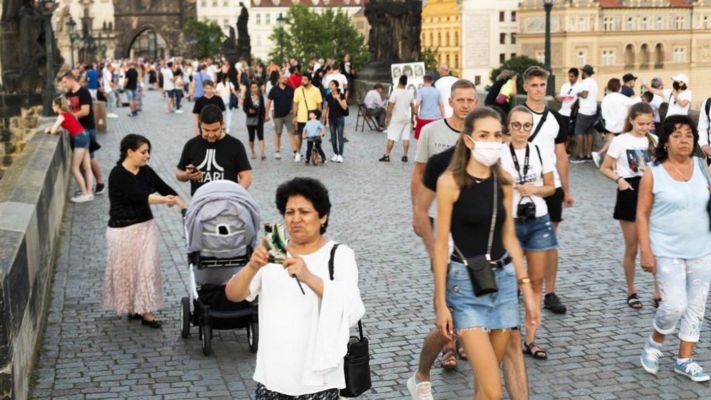 Reisadviezen Frankrijk en Tsjechië verder aangescherpt
