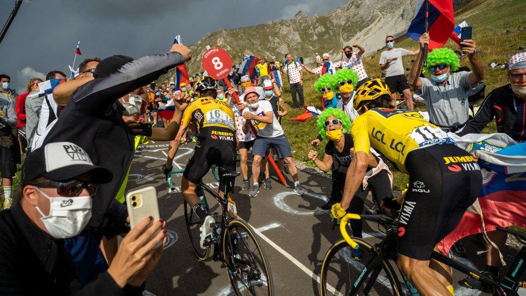 Krijgen we deze beelden straks ook in de Giro?