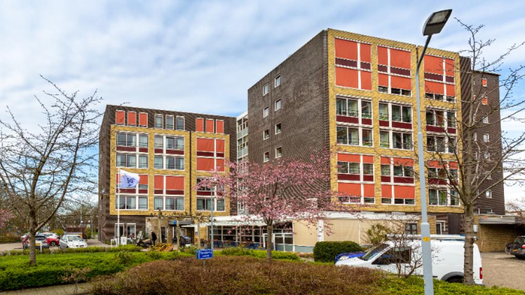 Verpleeghuis Westerkim in Nieuw-Vennep.