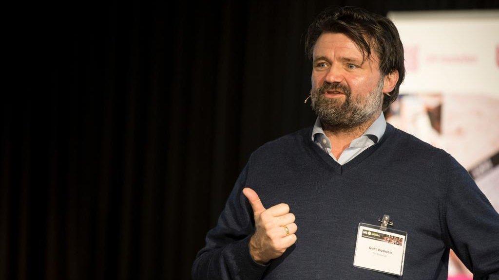 Horeca-ondernemer Gert Boonen