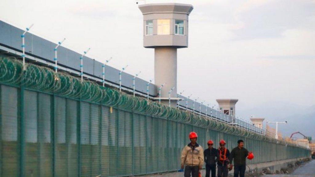 Over de kampen zelf is weinig bekend: China laat er niets over los.