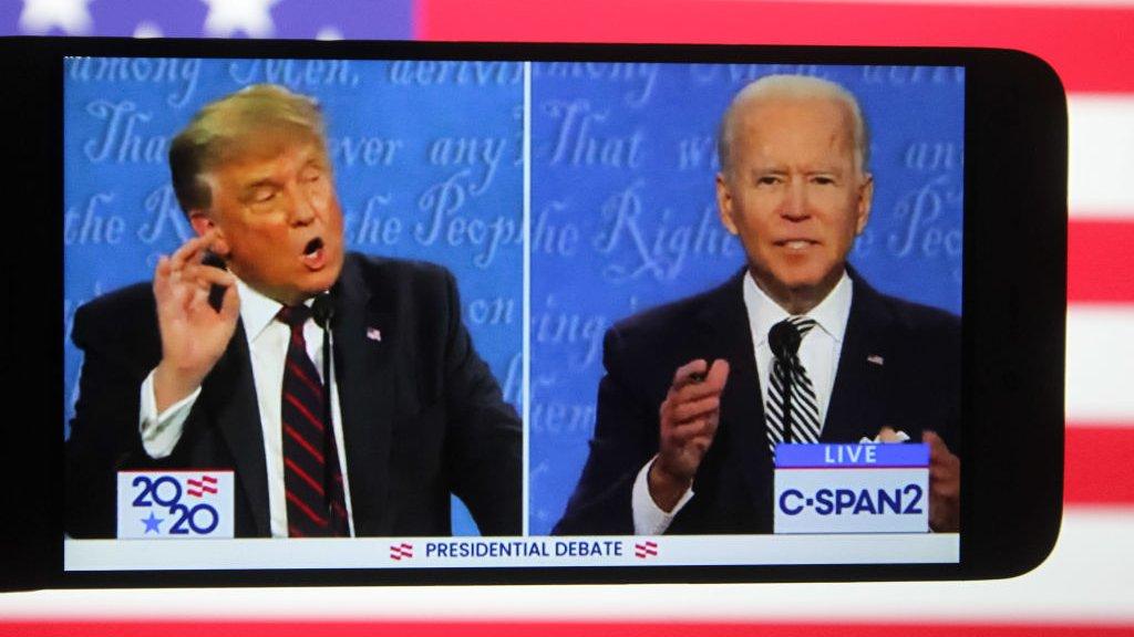 Wordt het Donald Trump of Joe Biden op 3 november?