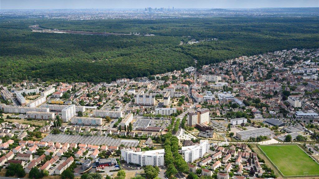 De Parijse voorstad Conflans Sainte Honorine
