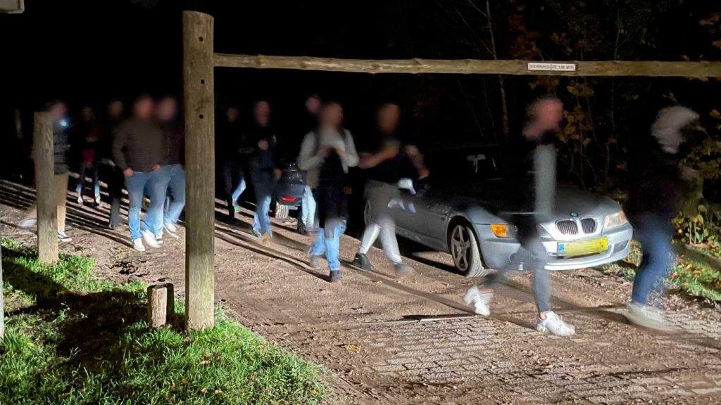 'Onverantwoord': politie boos om groot illegaal feest
