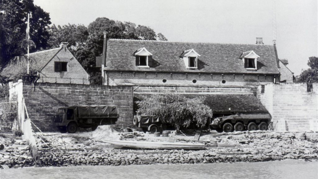 De Decembermoorden werden uitgevoerd in Fort Zeelandia