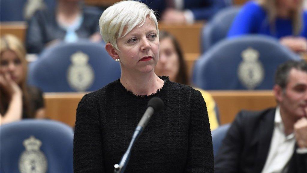 Kamerlid Kirsten van der Hul