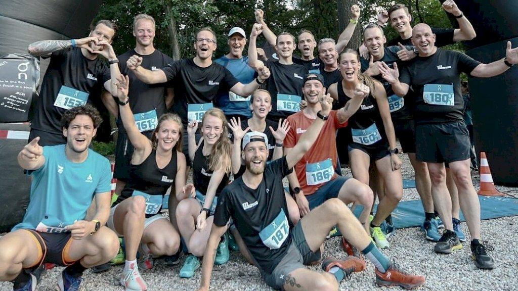 De 033 Running Crew begin dit jaar.