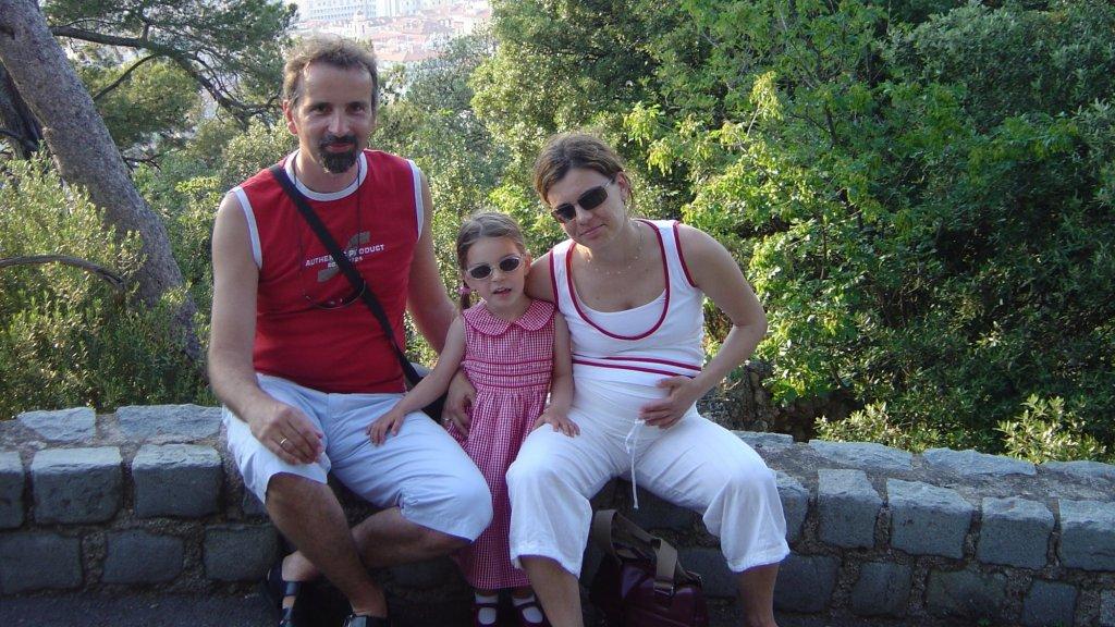 In voormalig Joegoslavië ontmoette Adrijan zijn grote liefde.