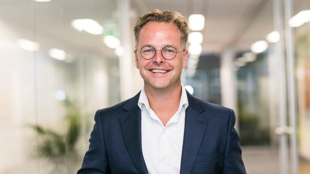 Marco Winkel, directeur HR bij Visma | Raet en jurylid