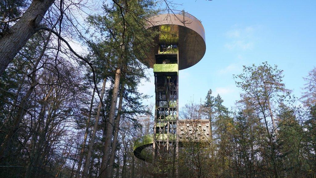 De Bostoren op landgoed Schovenhorst.