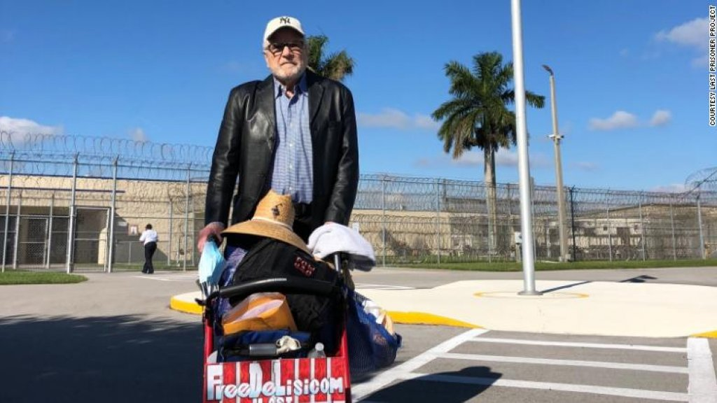Richard DeLisi na zijn vrijlating