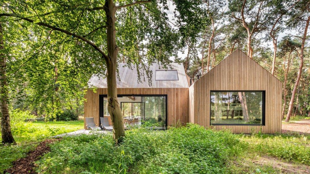 Natuurhuisje in Gelderland.