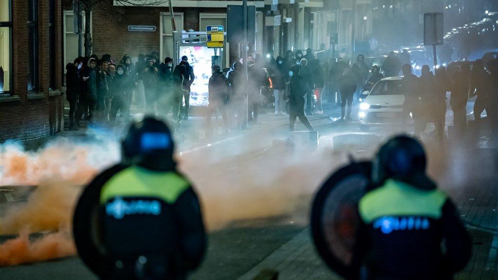 Van Geleen tot Zwolle: hier sloeg de vlam gisteravond in de pan