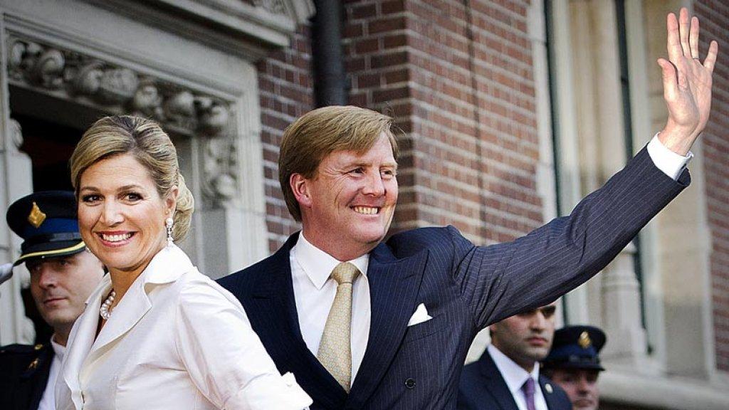 Prins Willem Alexander Viert 45ste Verjaardag Rtl Nieuws