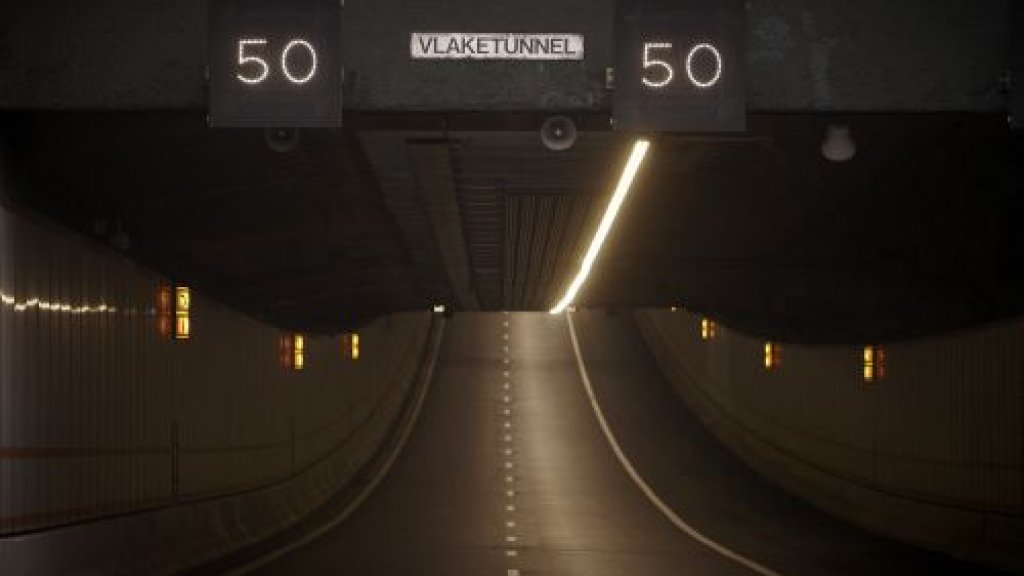 pvda led verlichting in alle verkeerstunnels