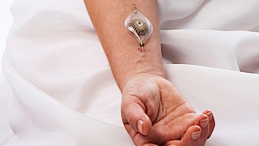 Juwelen die energie uit jouw lichaam slurpen