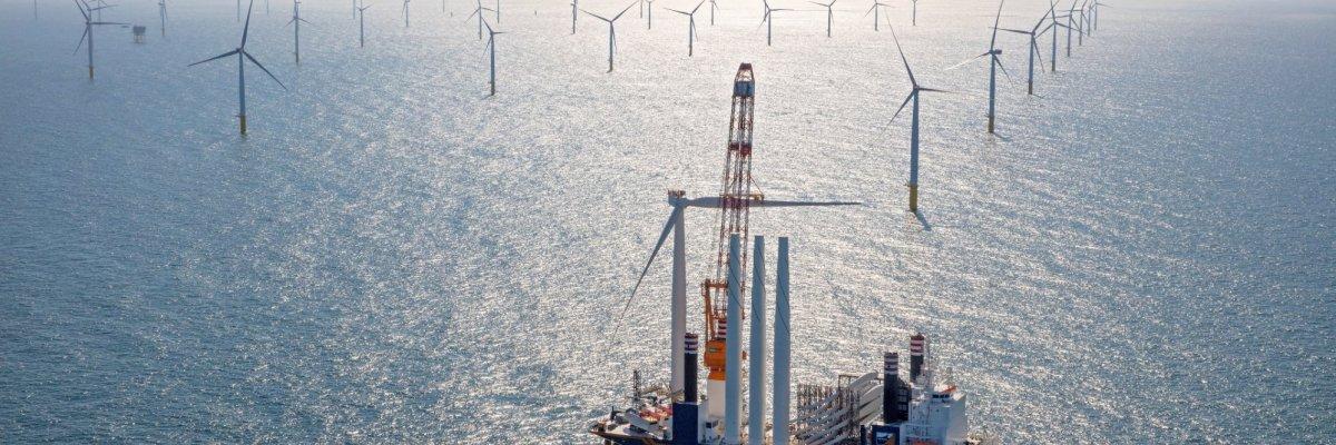 Bright.nl: Plan voor megaproject met groene waterstof in Groningen.