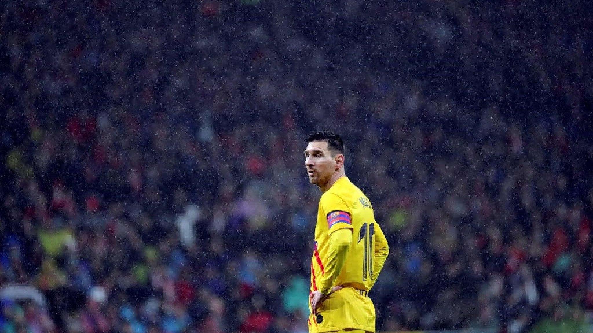 Messi wint Gouden Bal voor de zesde keer