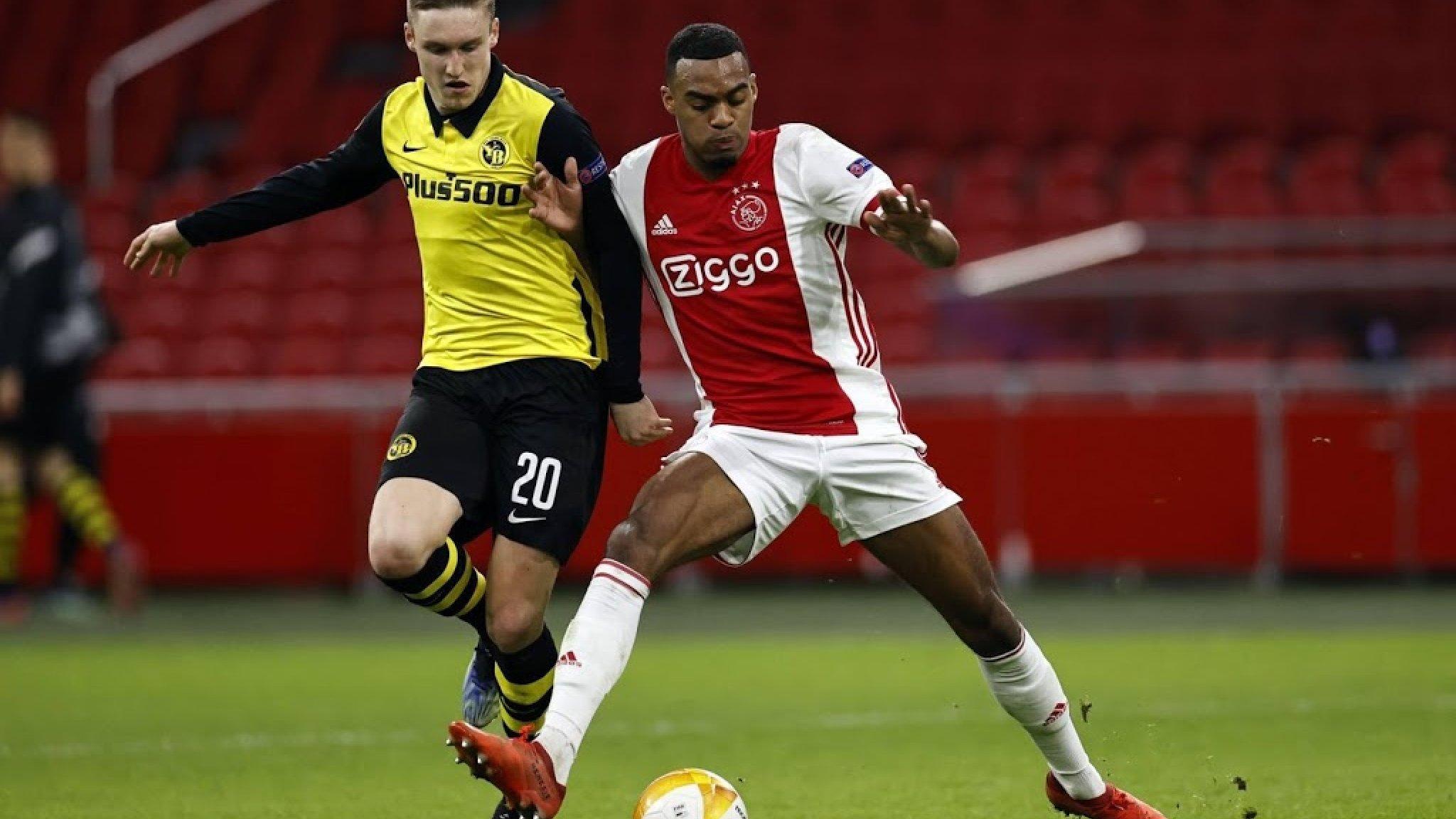 Ajax defends a comfortable lead over Young Boys - Ruetir