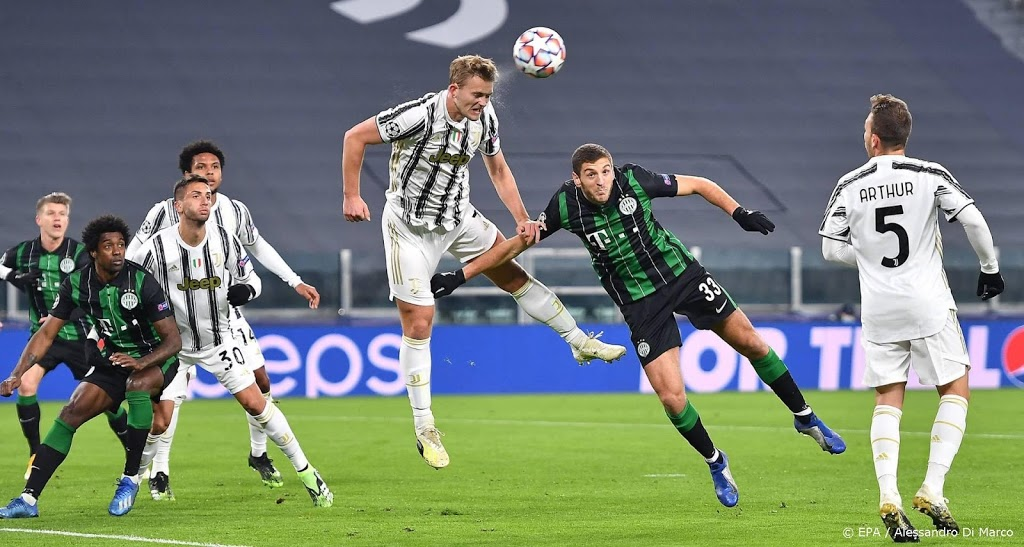 De Ligt: 'Juventus moet meer tempo en lef tonen' | RTL Nieuws