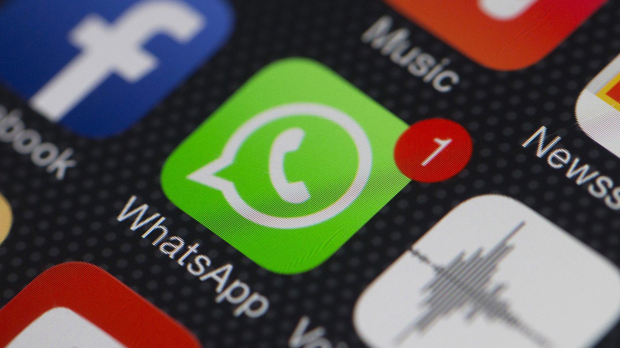 WhatsApp onbruikbaar voor wie nieuwe voorwaarden niet accepteert - RTL Nieuws