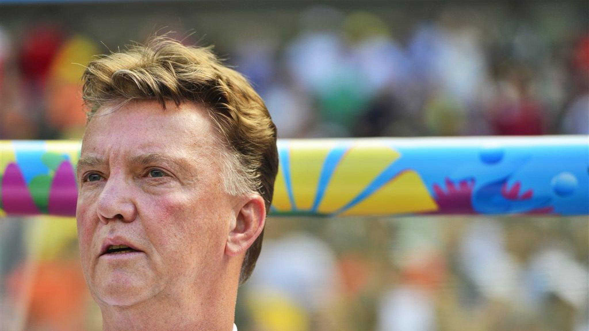 Van Gaal Schrapt Training Oranje