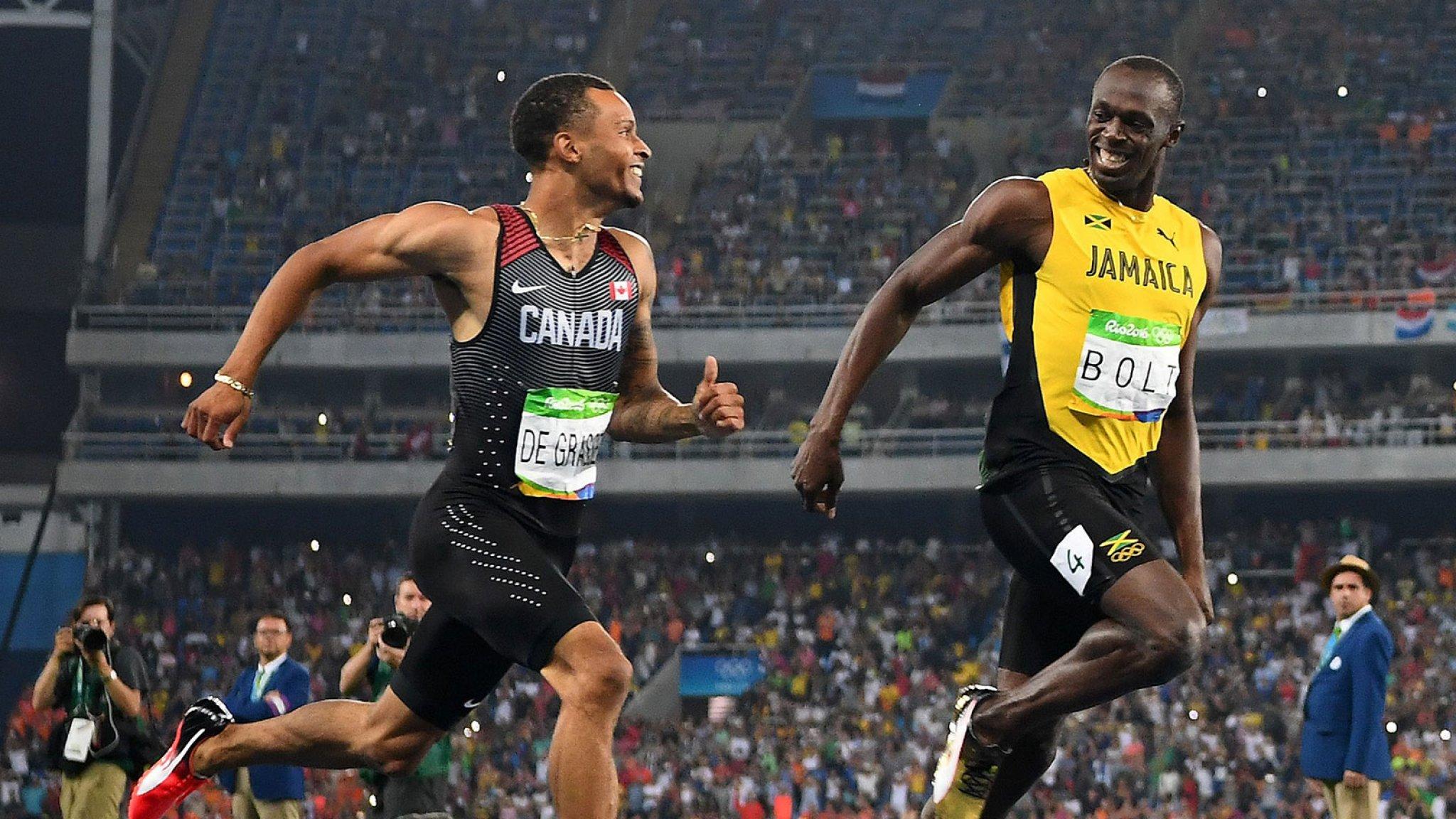 Legendary sprinter Usain Bolt tests positive for COVID-19