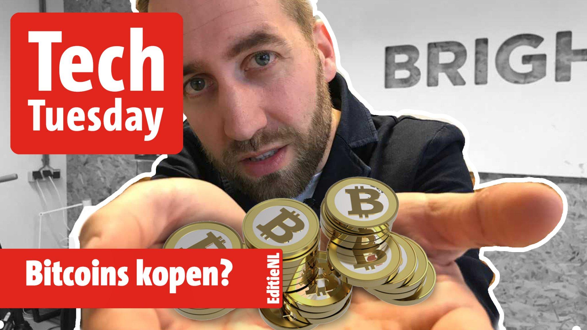 bitcoin beursgang