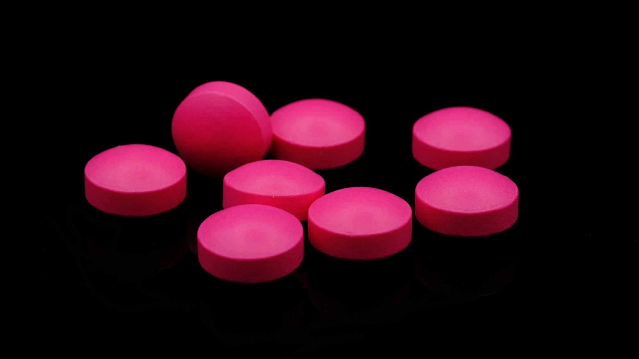 Ibuprofen Niet Zo Onschuldig Het Is Mooi En Roze Maar Zeker