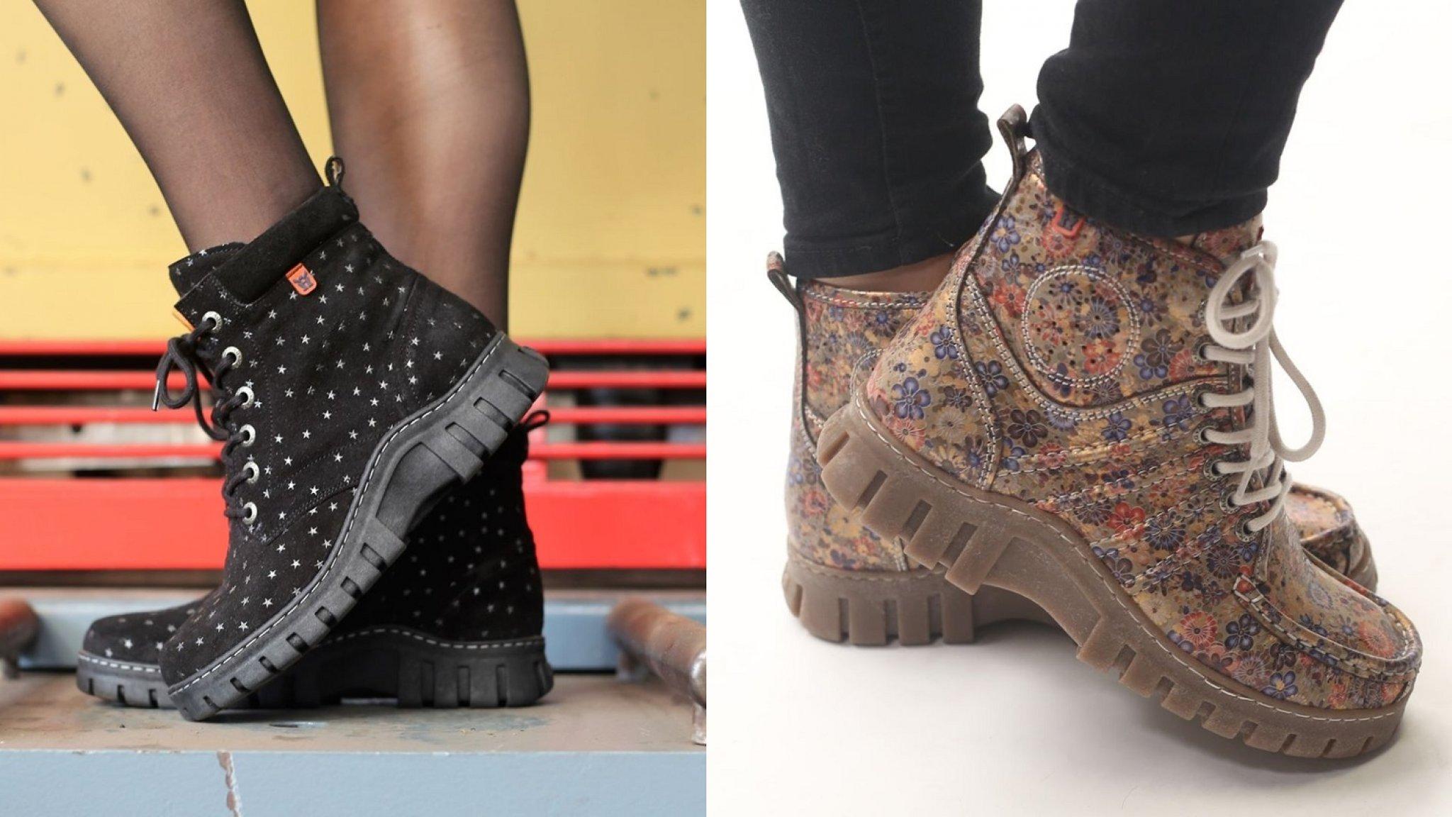 Uitgelezene Lomp en groot' mag weer: schoenen uit de jaren '90 helemaal hot AY-31