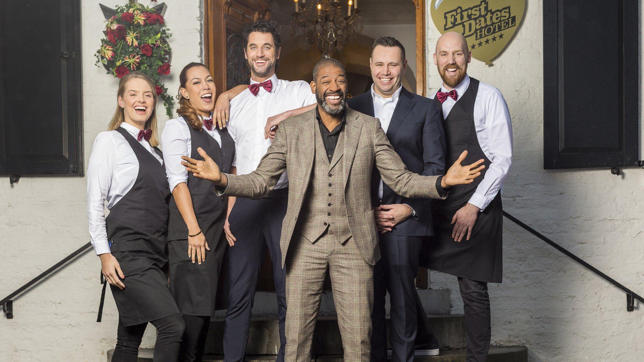 Singles opgelet: First Dates zoekt weer kandidaten | RTL