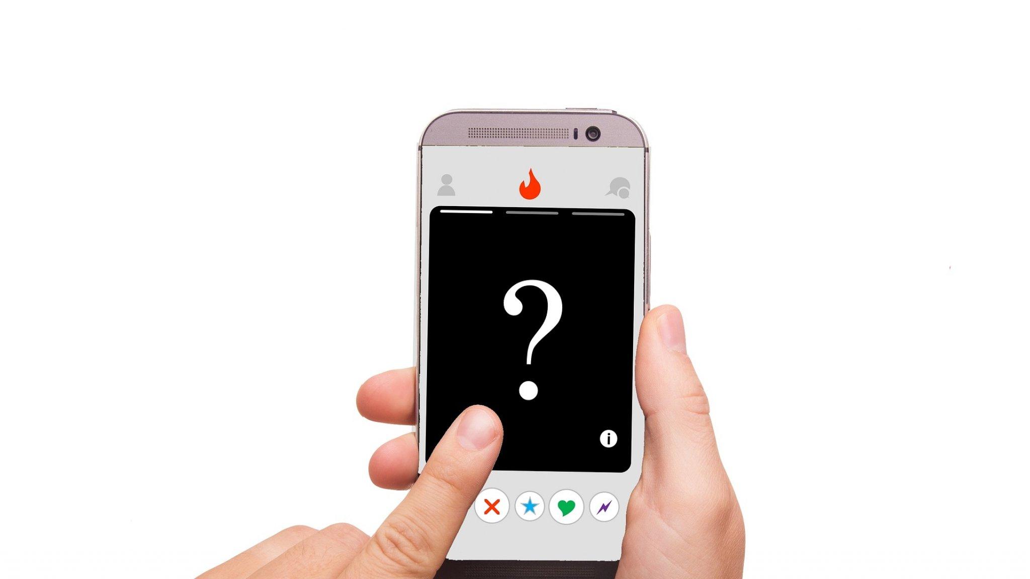 Dating app IOS bron