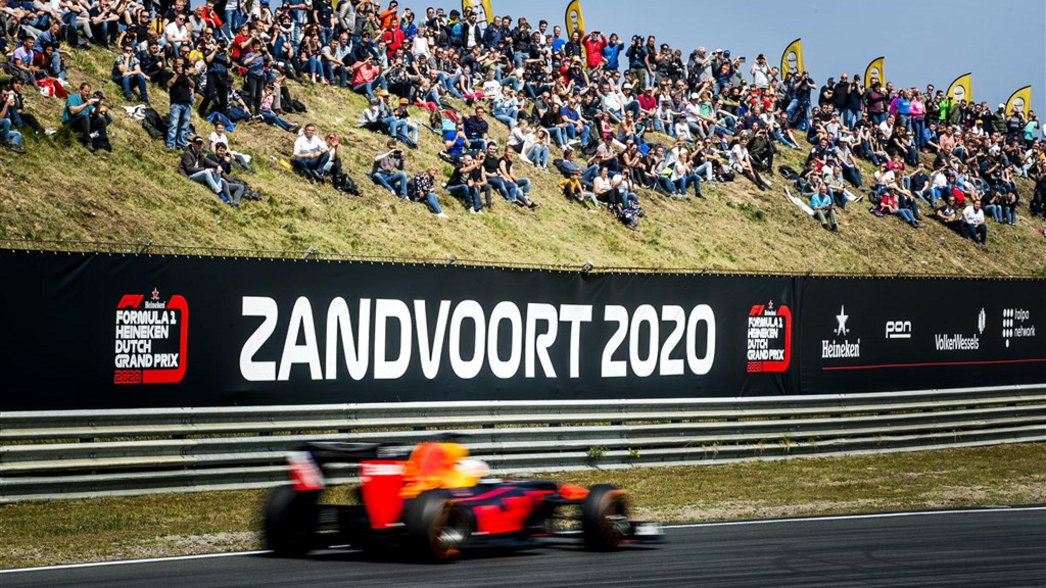 """""""Overheid betaalt tóch miljoenen mee aan Formule 1 Zandvoort"""" Nee, de (slecht onderhouden) infrastructuur naar Zandvoort wordt verbeterd. Iets wat ze al hadden beloofd ?? ."""